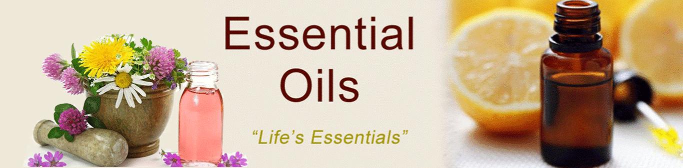 Essential Oils (A to D)