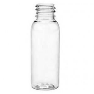2 oz clear boston bottles