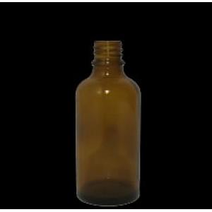 50ml amber glass bottles