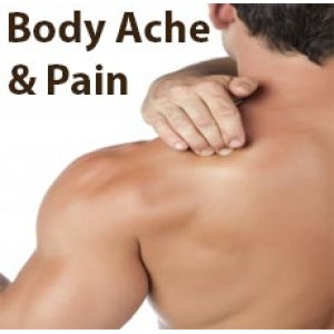 H2O Dispersible Body Ache & Pain