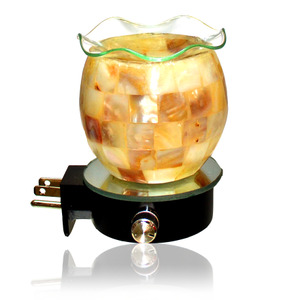 Electric Glass Oil Burner