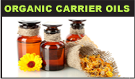Organic Carrier Oils